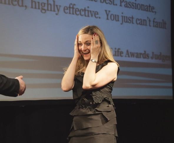 Cardiff Life Awards – why I'm thrilled LED high